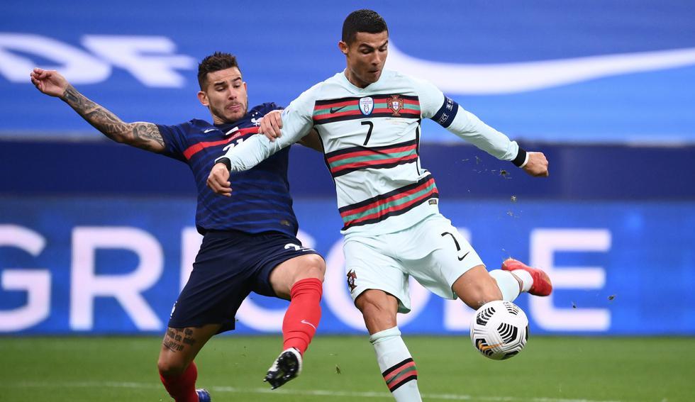 El encuentro ante Francia terminó 0 a 0.