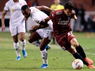 River perdió por 3 a 0 ante Liga de Quito en el primer partido de la fase de grupos.