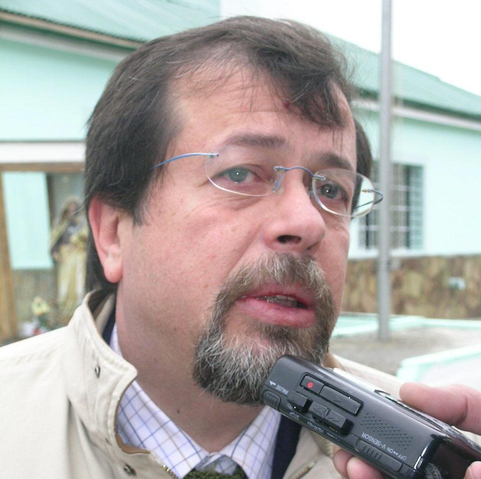 Ex juez federal de Río Gallegos, Gerardo Caamaño.