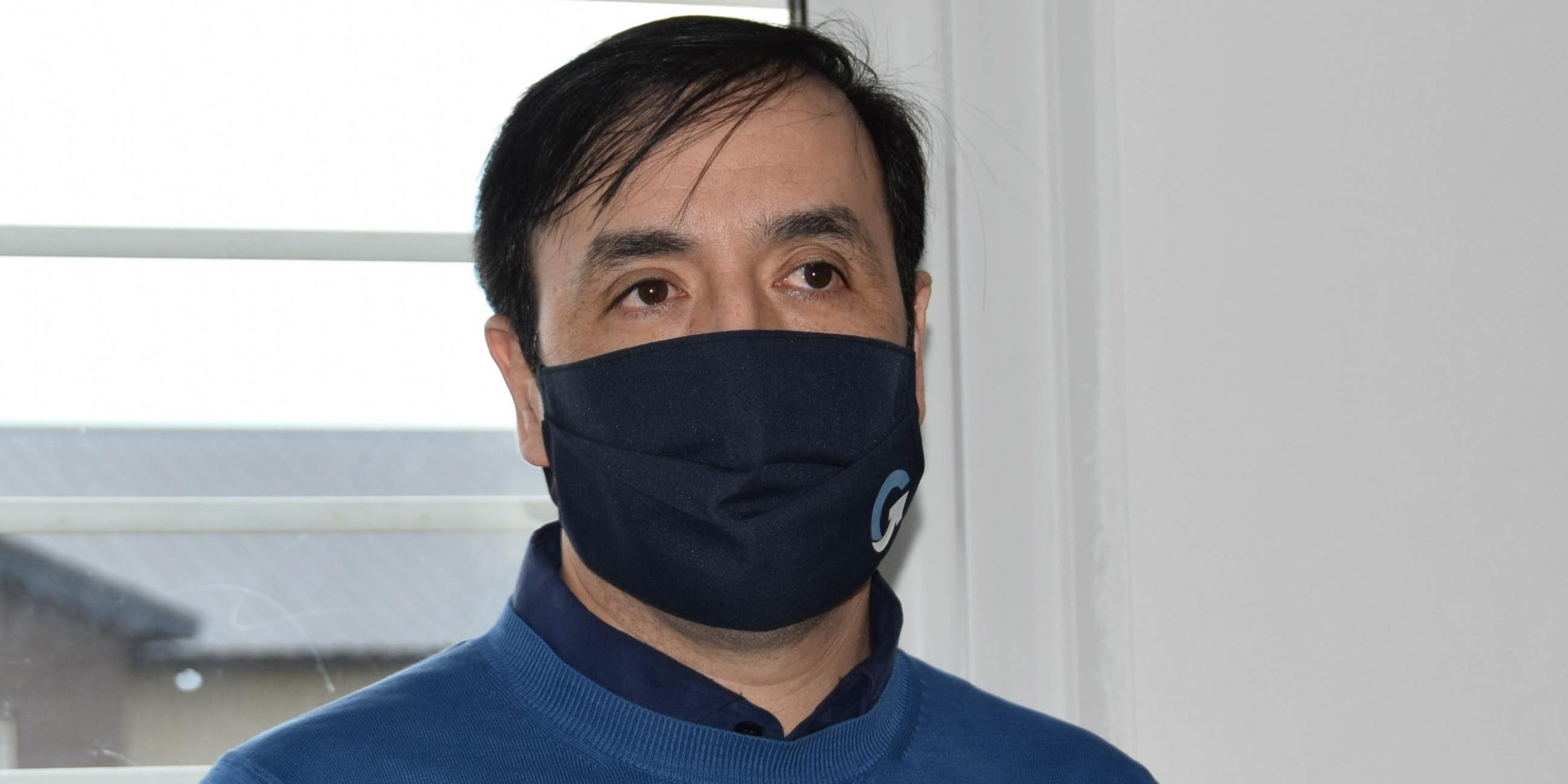Pablo Grasso: Intendente de Río Gallegos.
