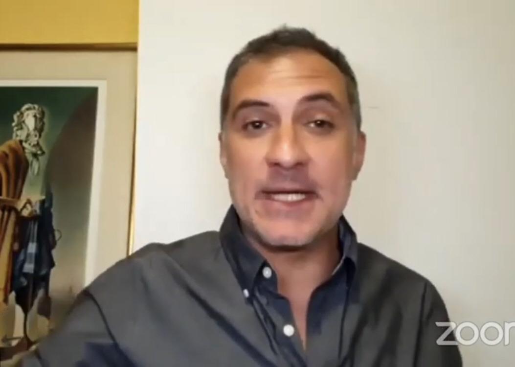 Mariano Barone, representante de la Asociación Argentina de Carreteras (AAC).