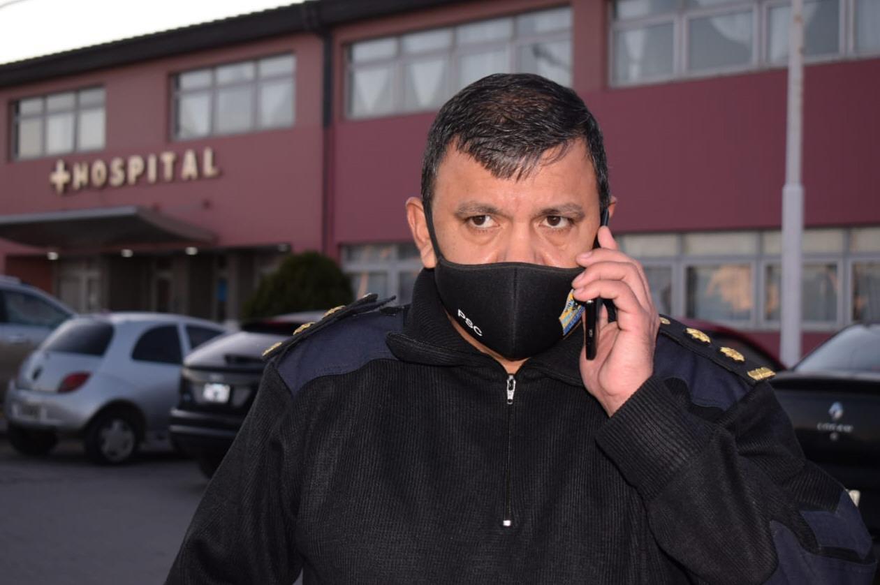 El comisario Pablo Rodríguez contó cómo habrían sido los hechos.