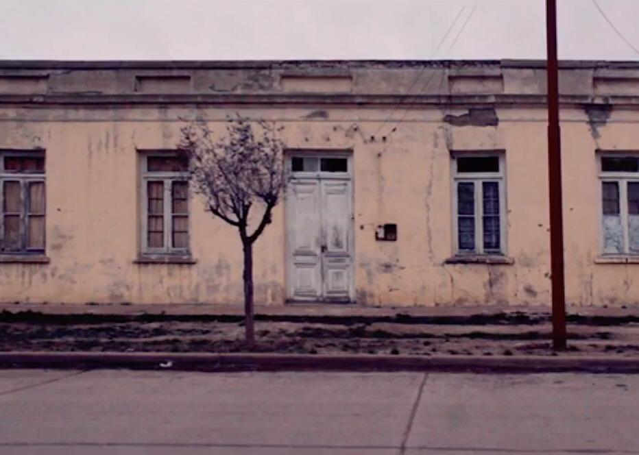 La fachada de la ex comisaría de las huelgas del '21