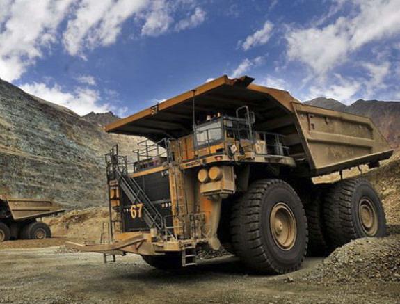 La minería representa el 80% de las exportaciones en Santa Cruz.