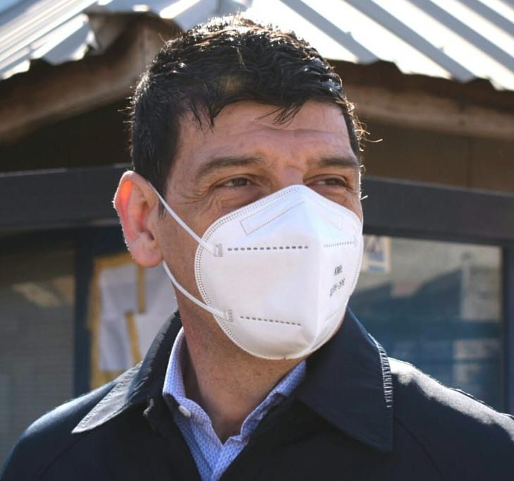 Arnaldo Medina, secretario de Calidad en Salud de la Nación. Foto: David Capitanelli/La Opinión Zona Norte