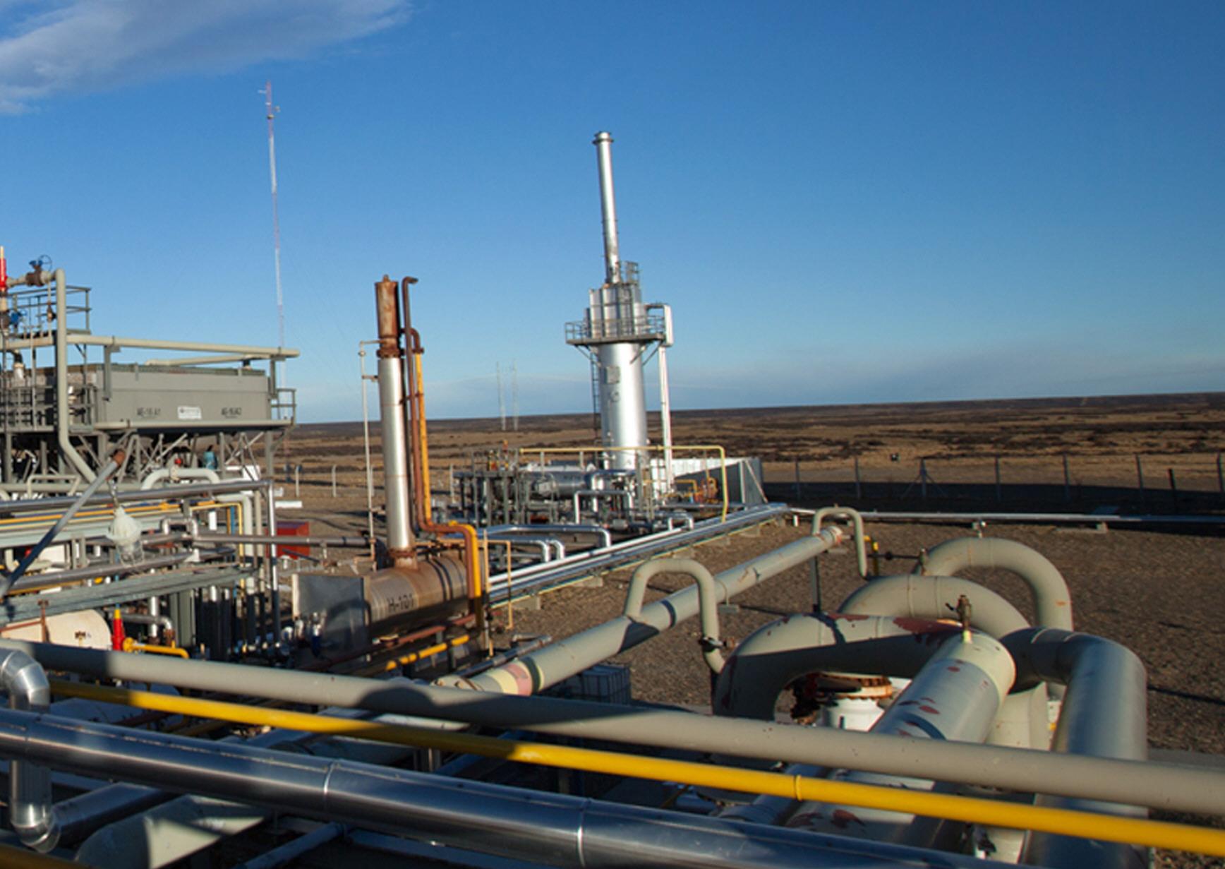 La producción de gas venía en declive y el programa de incentivo busca cambiar la curva. FOTO: ARCHIVO LOA/LOZN
