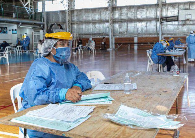 La provincia sumó 398 nuevos casos de coronavirus.