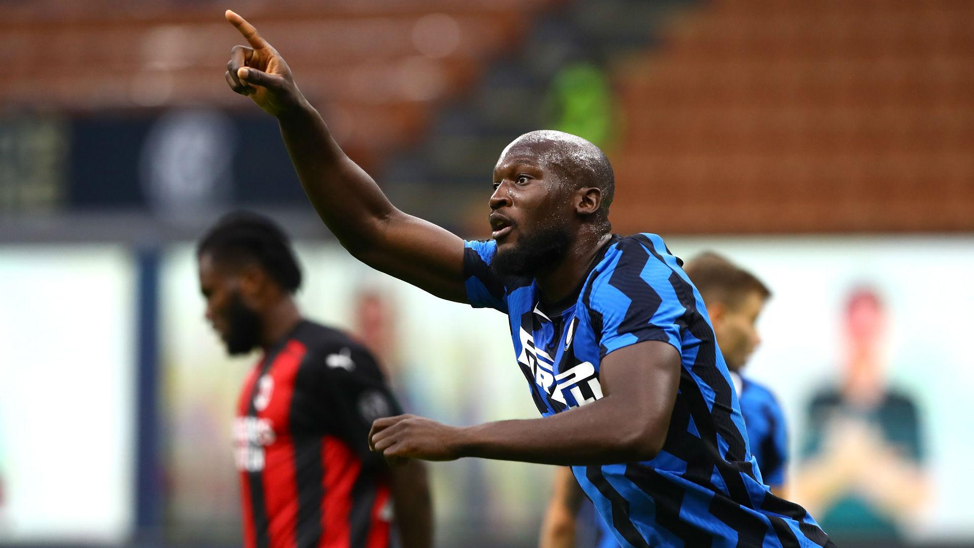 El Inter llegaba al descuento con gol del delantero belga Lukaku.