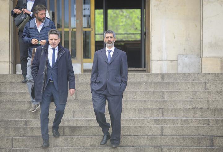 Para la Cámara de Casación hubo un abuso de las prisiones preventivas y vulneración del estado de derecho. Baratta salió en libertad en diciembre.