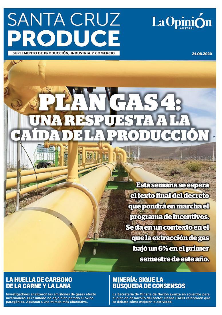 Tapa del Suplemento Santa Cruz Produce del 24 de agosto del 2020.