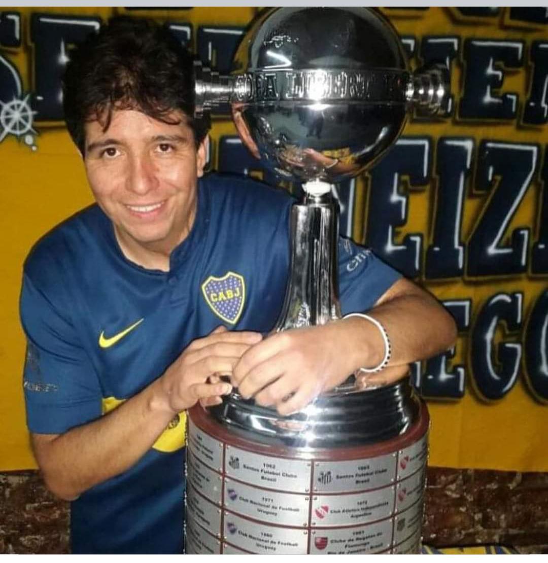 Héctor 'Tito' Aguayo.