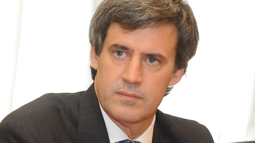 Alfonso Prat Gay, presidente del BCRA durante el gobierno de Néstor Kirchner.