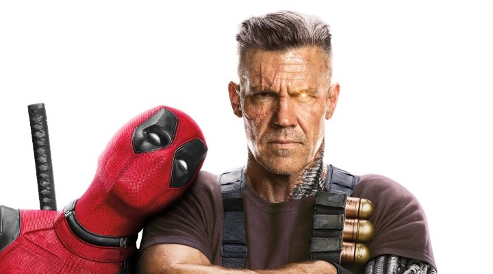 Josh Brolin en su participación en Deadpool 2.