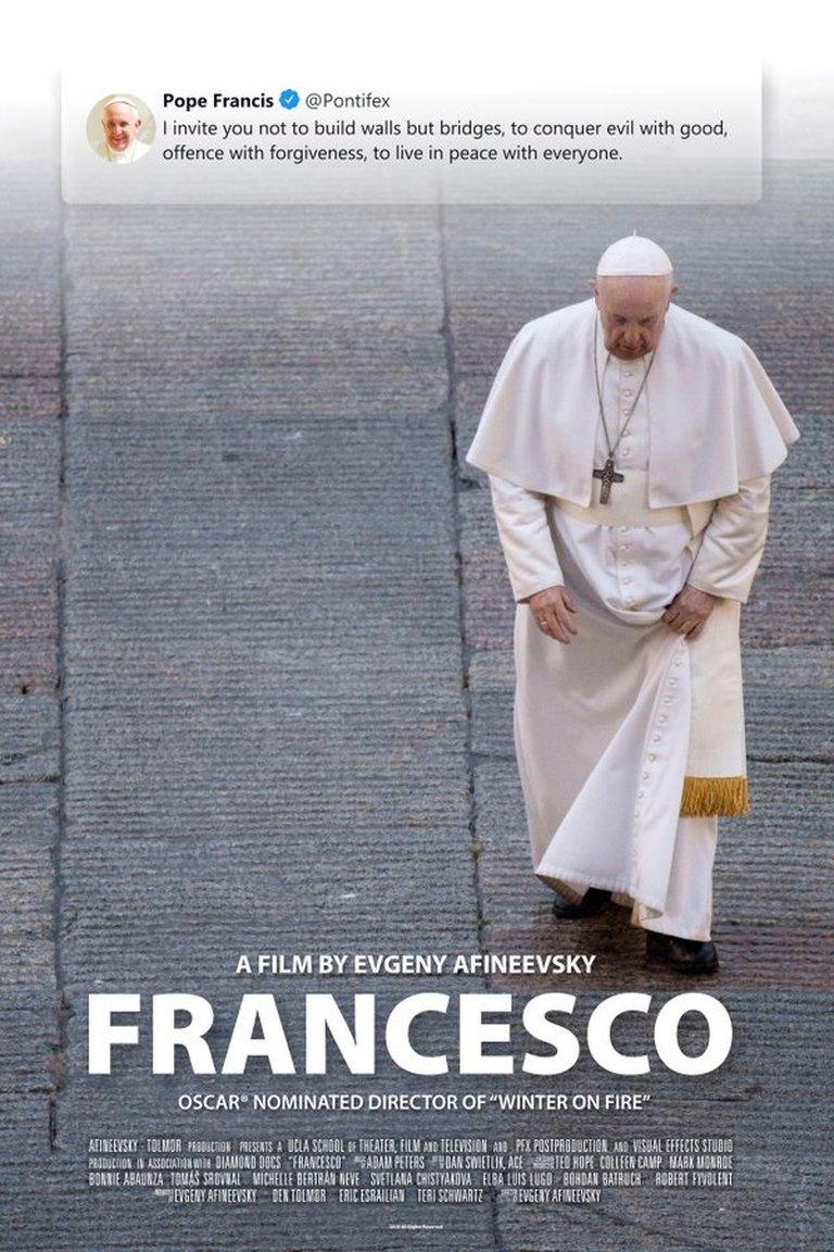 El documental del Papa Francisco