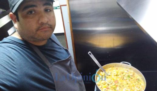 Jonathan contó que su hermano estudió para ser cocinero y que forma parte del Star Balboa desde marzo.