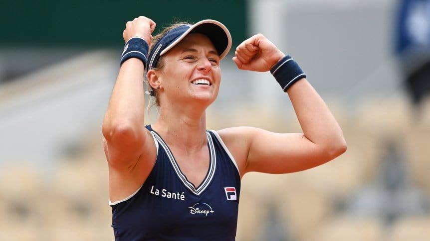 Nadia hace historia en el Roland Garros.