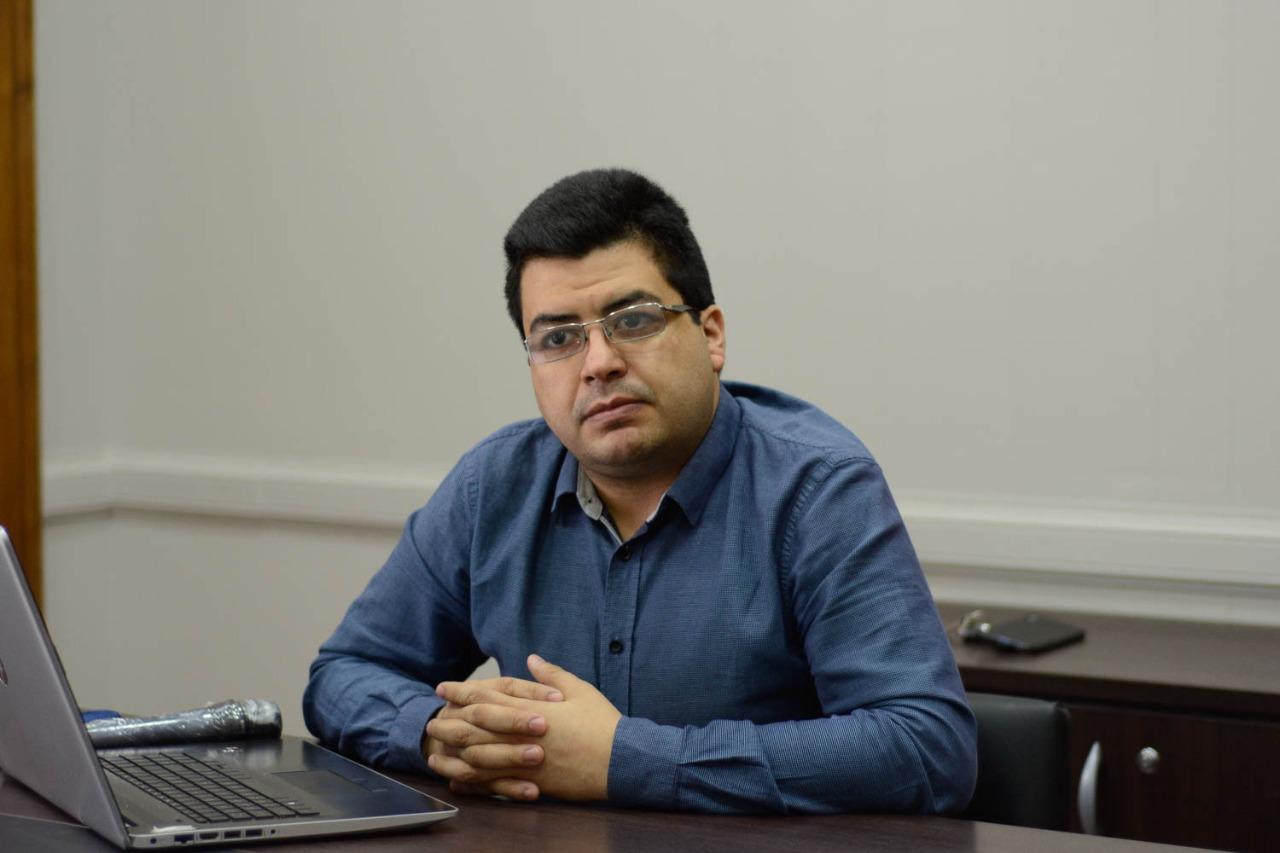 Jorge Naguil,secretario de Modernización del Estado.
