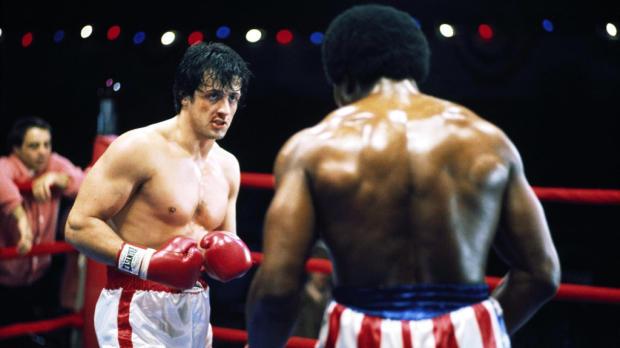 ROCKY I: Rocky y el enfrentamiento ante Apollo