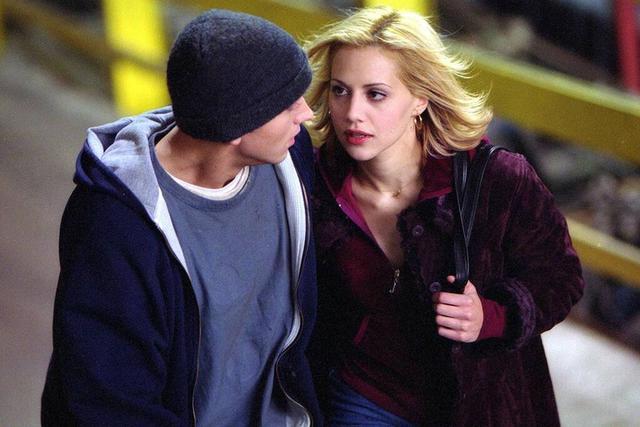 Eminem junto a Brittany en 8 Mile