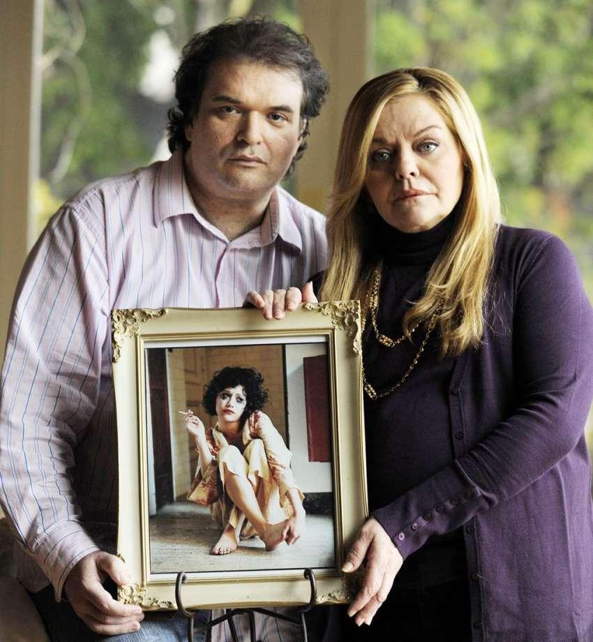 Los padres de Brittany: Sharon y Angelo