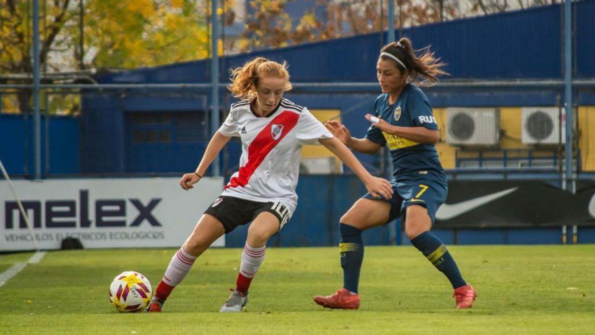El Fútbol Femenino en Argentina es profesional desde el 16 de marzo de 2019.