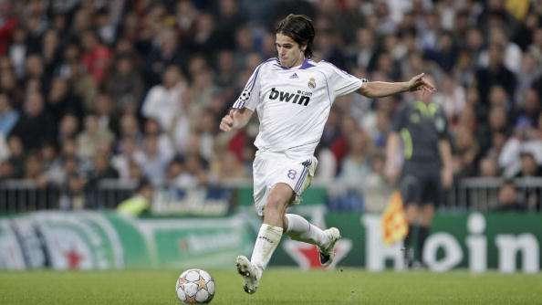 Gago en sus primeros años en el Real Madrid. Foto: Goal.