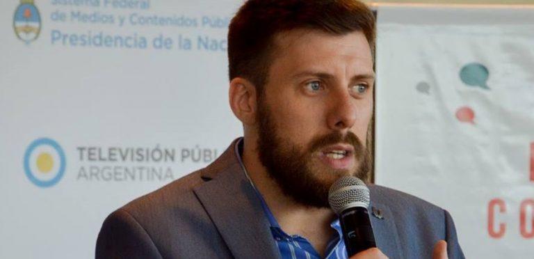 Hernán Navarro - ONG Grooming Argentina
