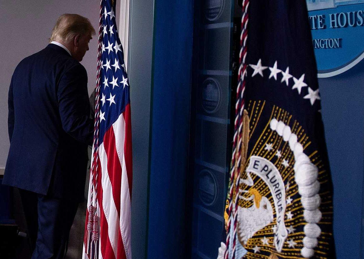 Donald Trump se convirtió en uno de los pocos presidentes en no lograr la reelección.