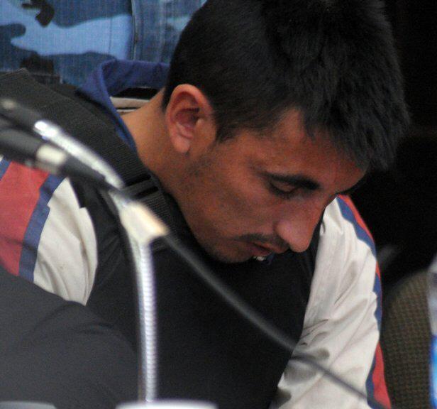 Jonathan Luna fue juzgado y condenado a prisión perpetua.