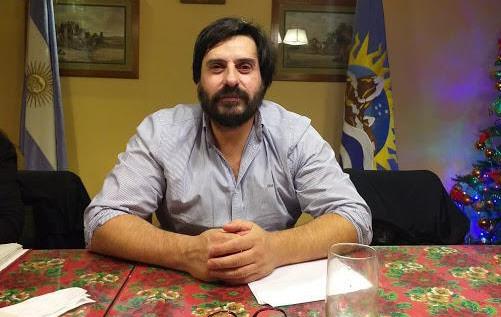 Luis Eceiza, presidente del Colegio de Odontólogos.