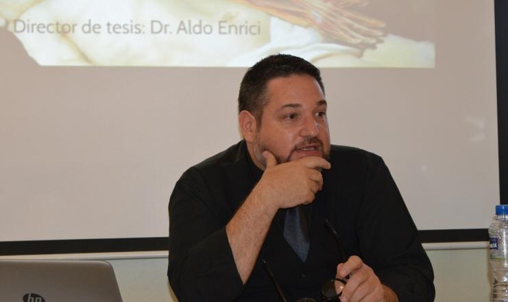 Damián Ricardo, denunciado por falsificar pericias.