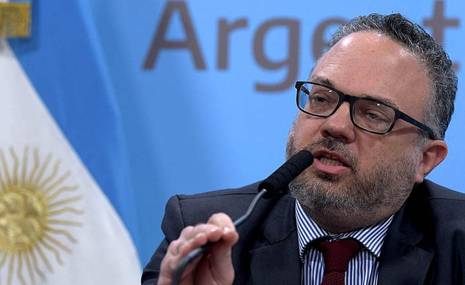 El ministro Matías Kulfas abrirá el encuentro. FOTO: TÉLAM