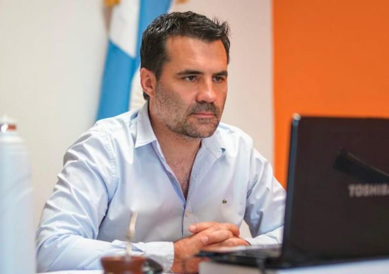 Darío Martínez, secretario de Energía de Nación