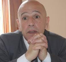 Ricardo Camutti, ex fiscal y juez. Abogado defensor de Gómez.