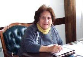Clara Salazar, expresidenta del Tribunal Superior de Justicia