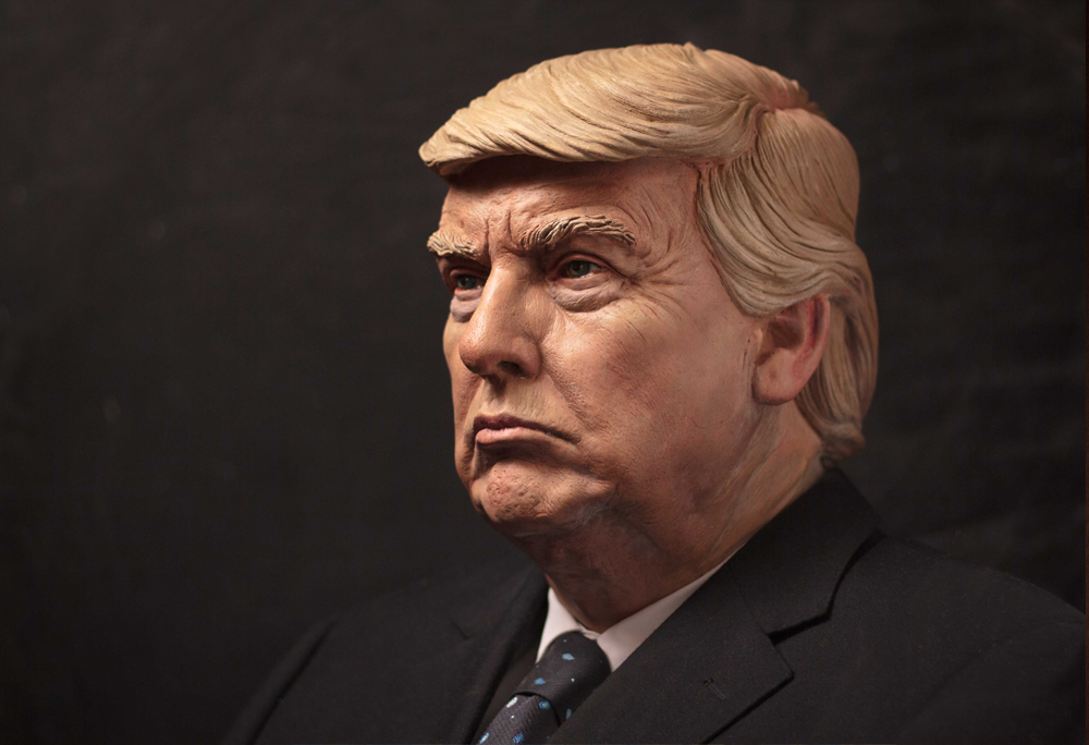 Donald Trump. (FOTO: ESTUDIO PUGLIESE)