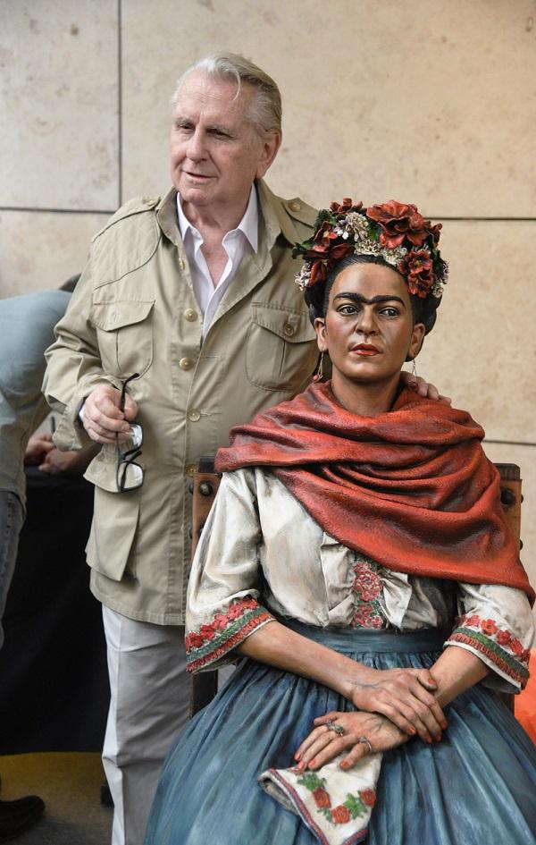 Frida Khalo. (FOTO: ESTUDIO PUGLIESE)