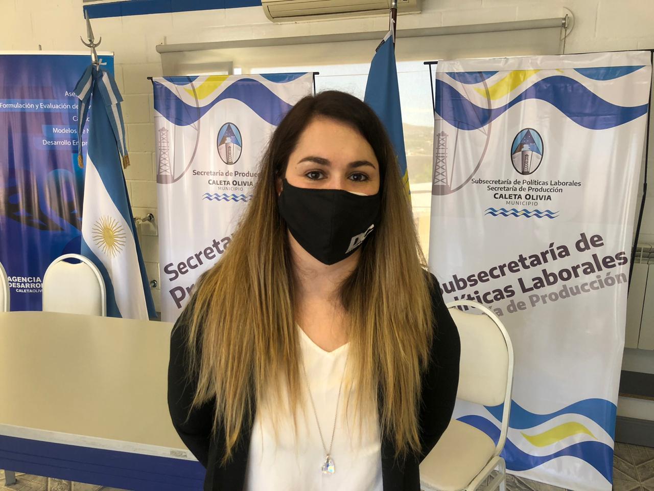 Belén García, presidenta de Distrigas S.A.