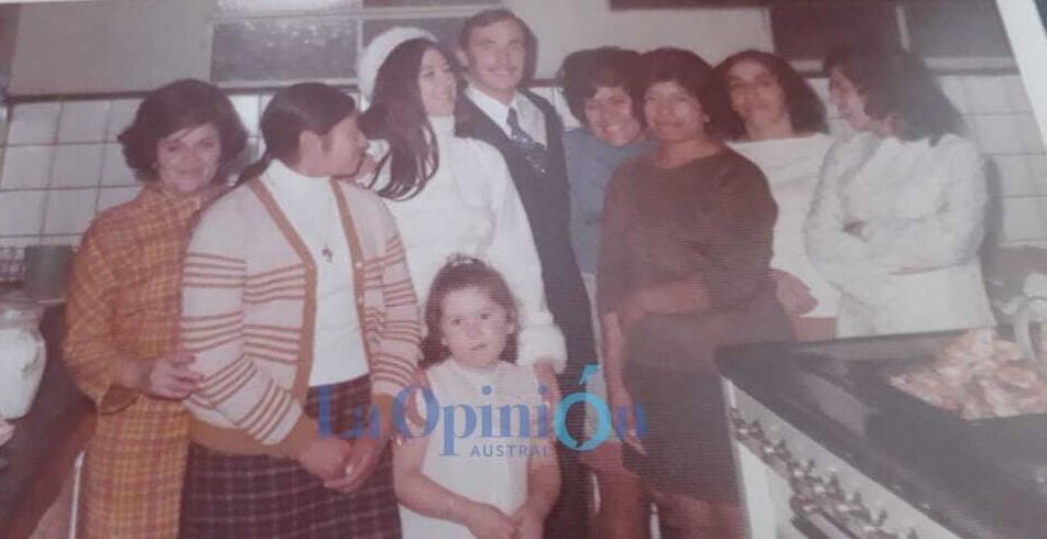 Rosa Sotomayor, quien sería la madre biológica de María Esperanza