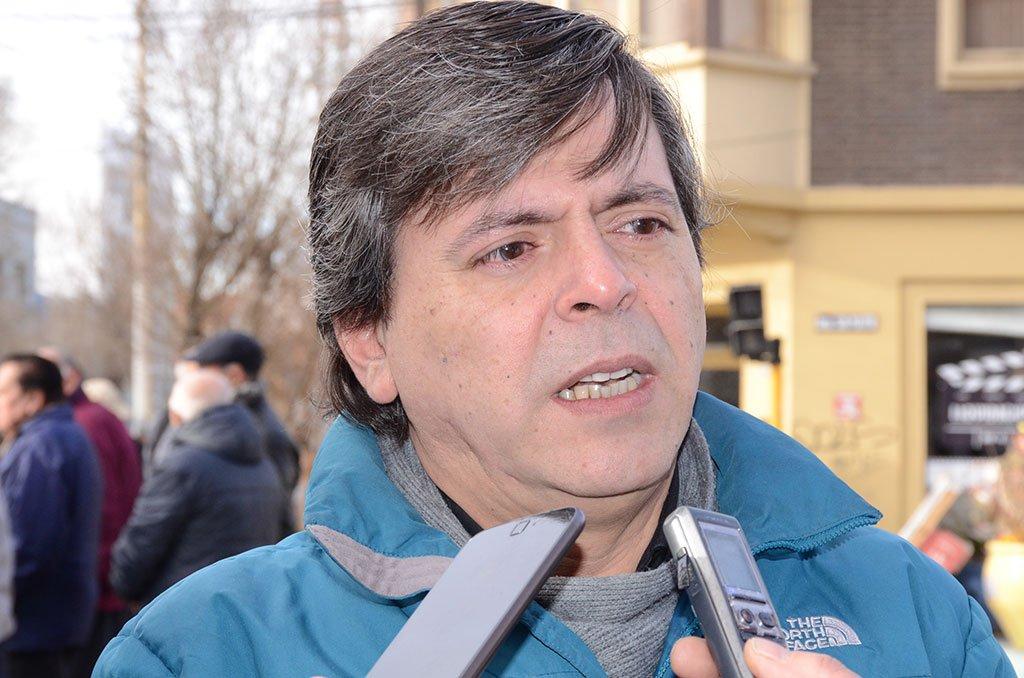 Fabián Leguizamón fue concejal de Río Gallegos por la UCR y renunció luego de 30 años en el partido. FOTO ARCHIVO