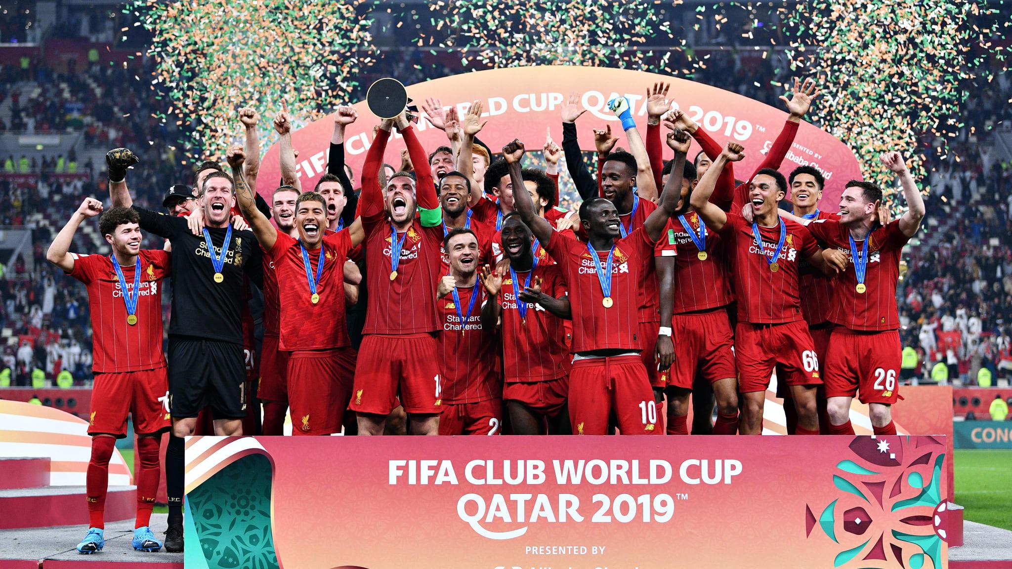 El último campeón: Liverpool de Inglaterra se consagró tras vencer 1 a 0 al Flamengo de Brasil en la final.