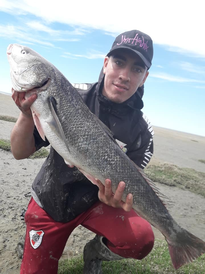 El afortunado pescador.