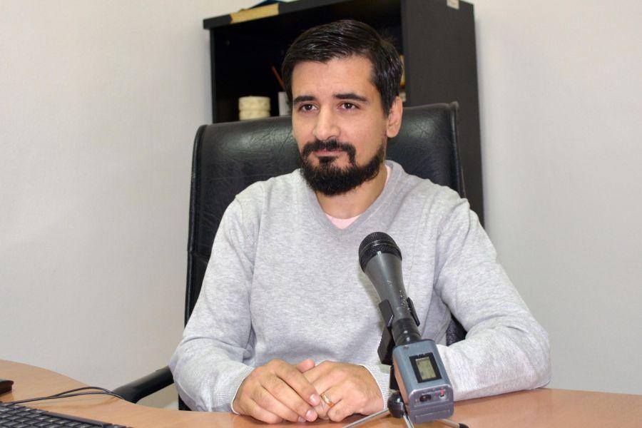 Subsecretario de Transporte, Rolando D'Avena