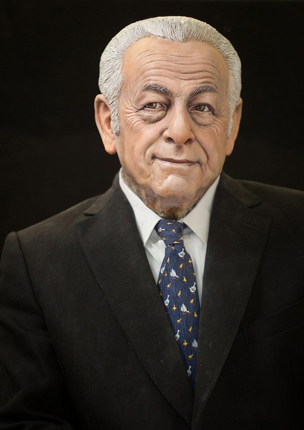 Gerardo Sofovich. (FOTO: ESTUDIO PUGLIESE)