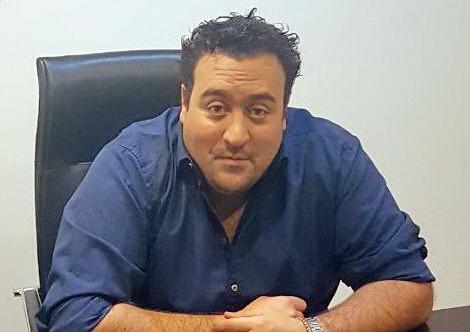 Antonio Carambia, diputado nacional por Cambiemos.