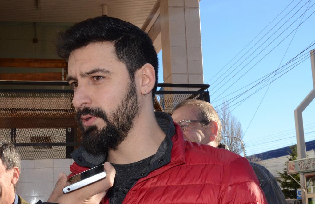 Leandro Fadul, secretario de Comercio de la provincia.