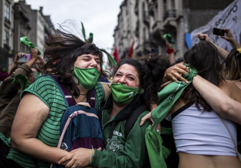 El proyecto logró media sanción en Diputados, celebrada por el movimiento de mujeres.