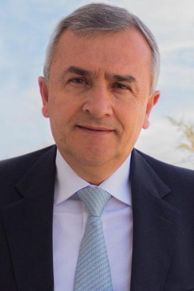 Gerardo Morales es gobernador de Jujuy.