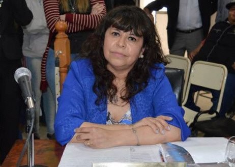 Paola Costa, presidenta electa del Concejo Deliberante.