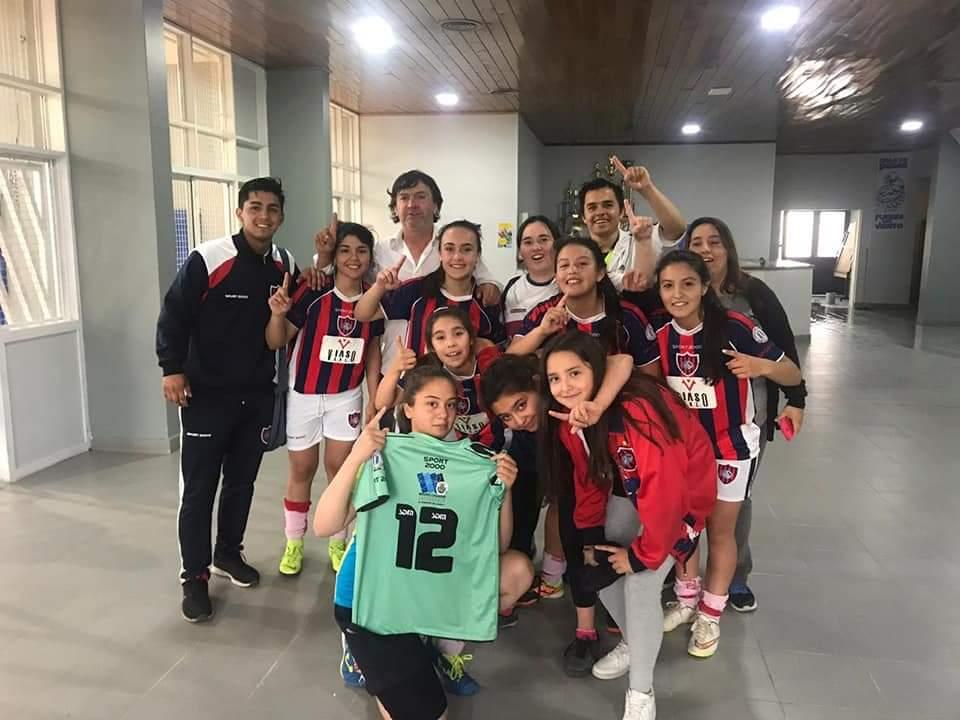 El club le abrió las puertas al Fútbol Femenino, y las peritenses se sumaron al Cuervo.